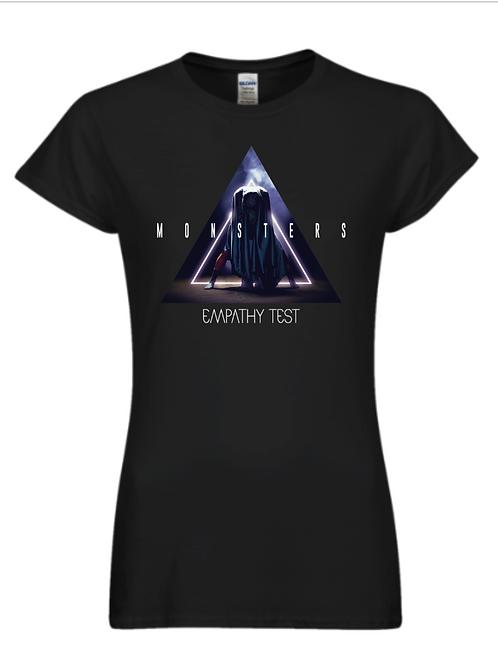 Ladies Monsters (Radio Edit) T-Shirt