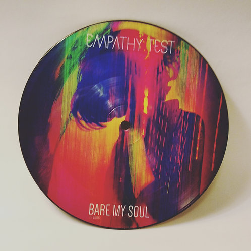 "Bare My Soul Limited Edition 7"" Vinyl Picture Disc"