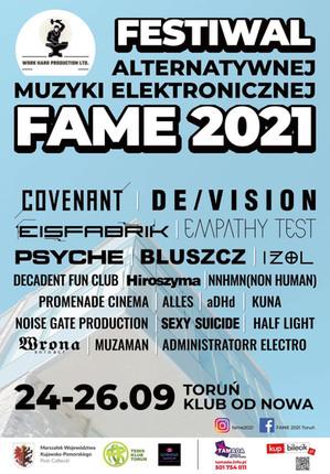 FAME Festival Poland (2021)