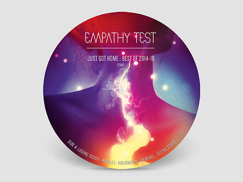 "Pre-Order: Just Got Home12"" Picture Disc"