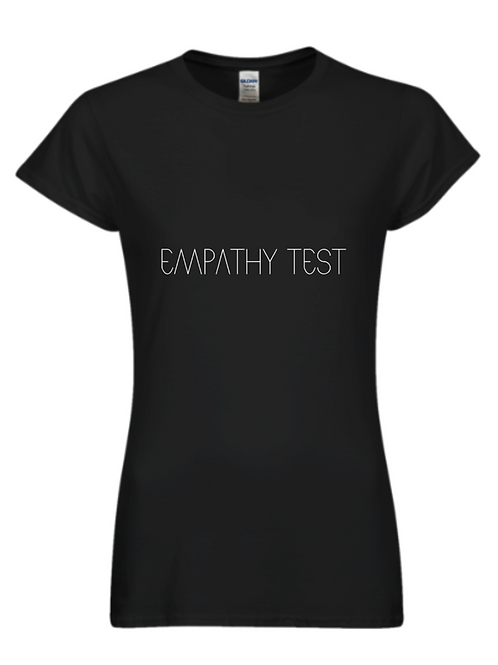 Empathy Test Logo T-Shirt