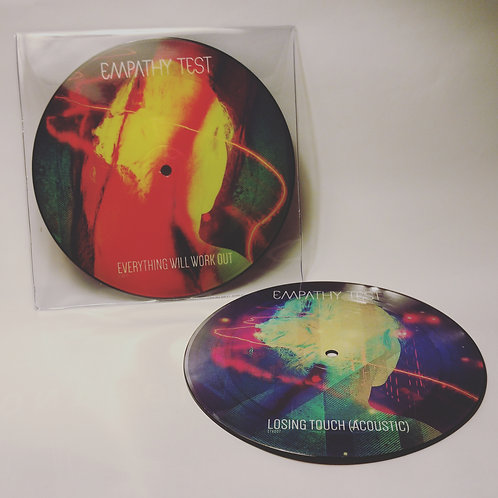 """Everything Will Work Out 7"""" Vinyl Picture Disc"""