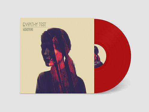 """Monsters 12"""" Red Vinyl"""