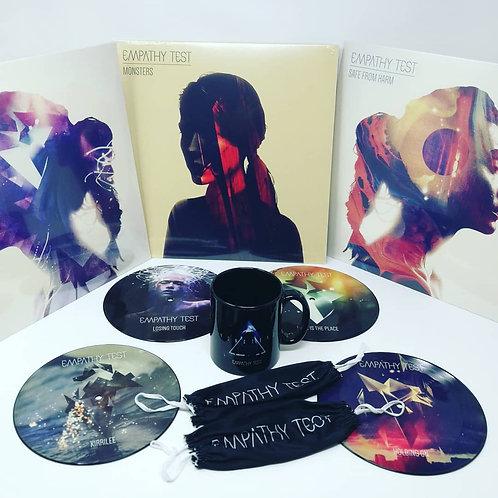 Deluxe Vinyl Care Package