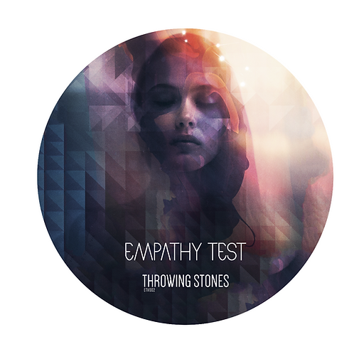 """Throwing Stones / Here is the Place 7"""" Picture Disc"""