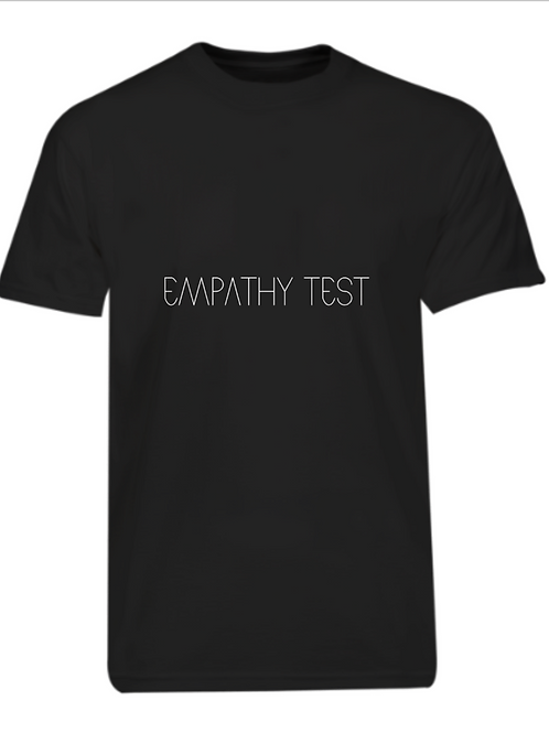 Official Empathy Test Logo T-Shirt
