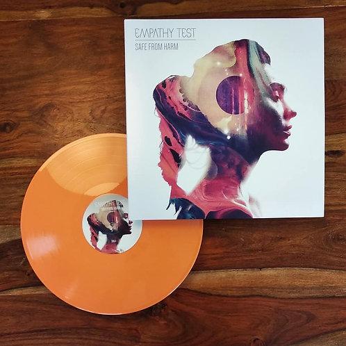 """Safe From Harm 12"""" LP (Orange Vinyl)"""