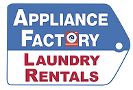 Appliance Wholesale Laundry Rental Logo