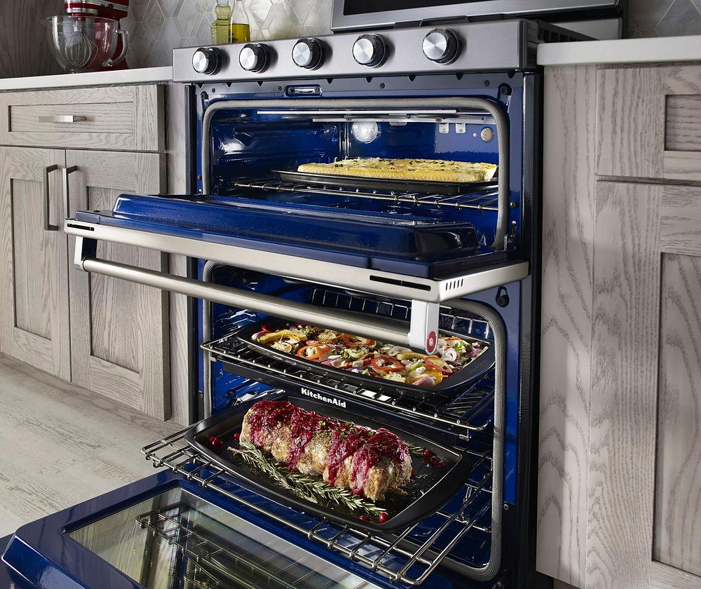 Cooking with Convection oven