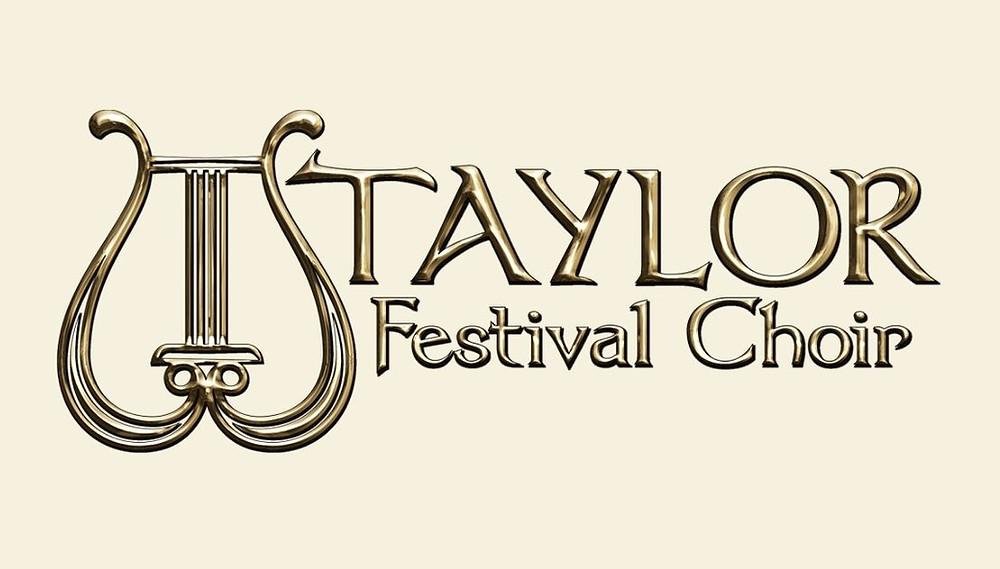 Taylor Festival Choir logo