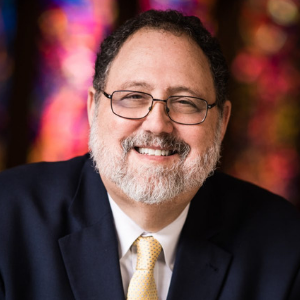 Rabbi Lance J. Sussman, Ph.D.