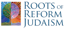 Roots of Reform Judaism Logo