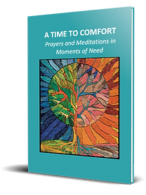 A Time to Comfort Booklet Mockup