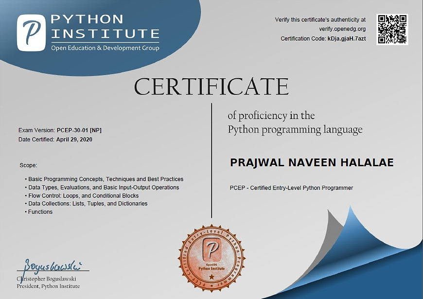 Python Certificate PCEP pic.jpg