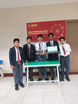 Vigyantram Challenge (Secured 2nd position)