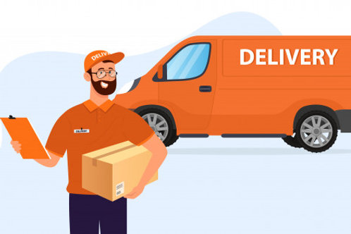 1 YEAR COURIER CHARGES