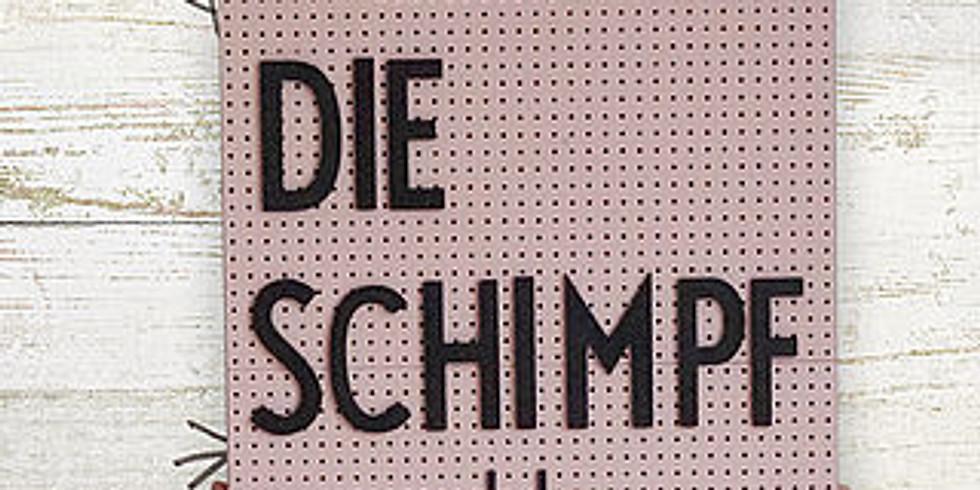 """""""Die Schimpf-Diät"""": Buchpräsentation & Talk"""