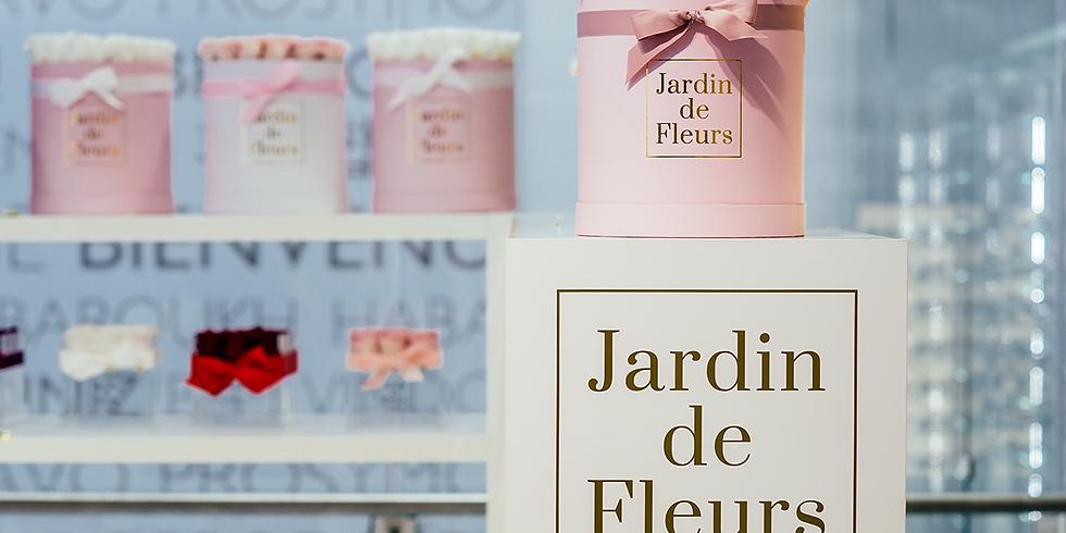 Jardin de fleurs PopUp-Store@Teamvilla