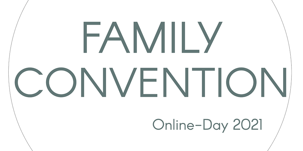Family Convention OnlineDay