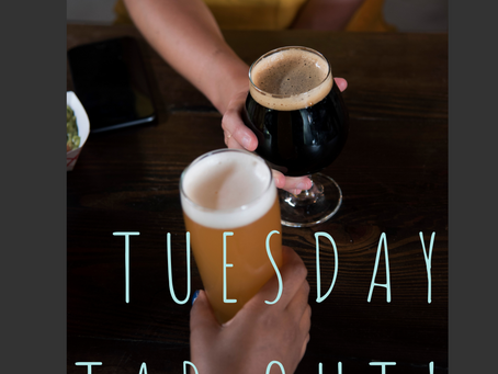 Join Us Every 3rd Tuesday!