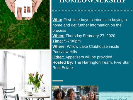 Leap Into Home Ownership