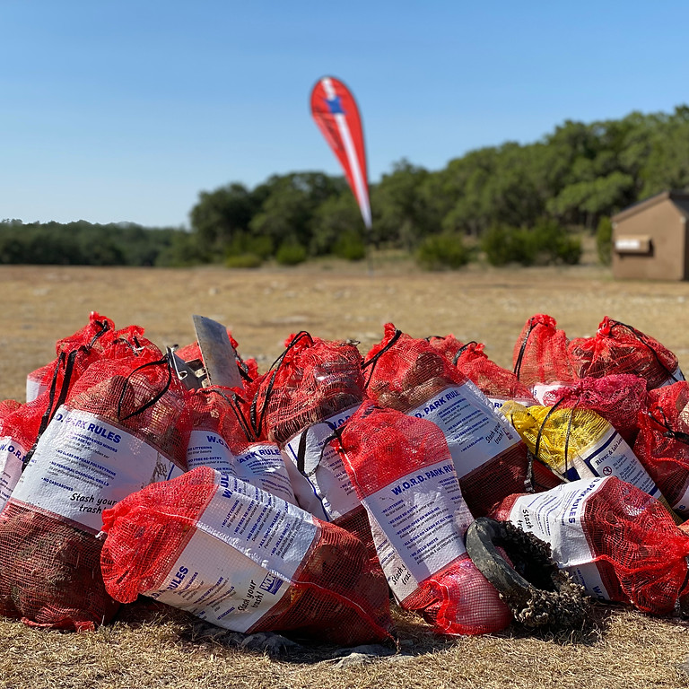 Canyon Park Cleanup - Special Event After the Park is Closed for the Season!