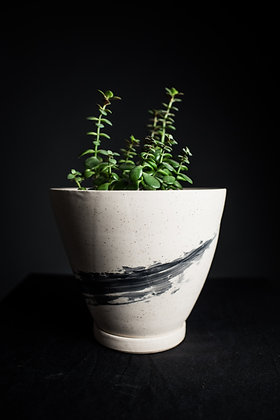 Tall Planter with Drip Tray *Discounted*