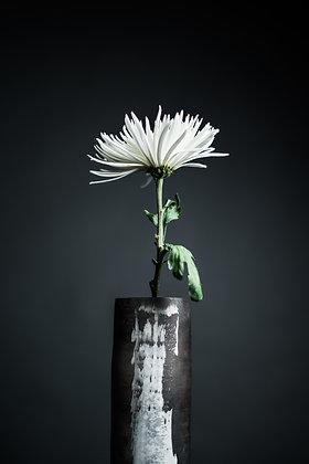 RAKU  Vase 1