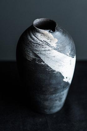 RAKU  Vase 2
