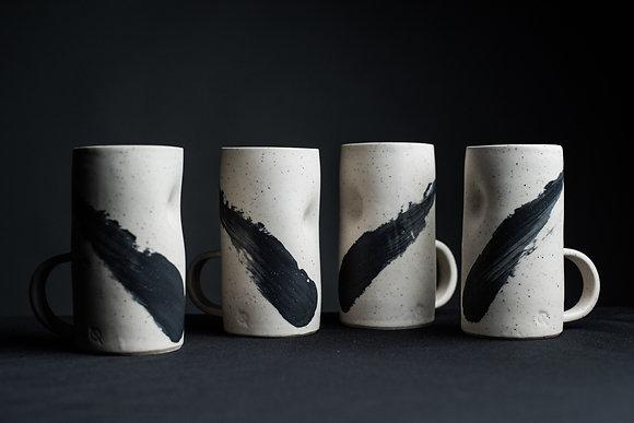 Tall Thumbprint Mug 16-18oz