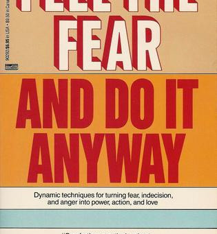 Leadership Book Recommendation of the Month: Feel the Fear and Do It Anyway
