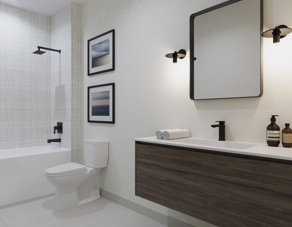 2nd Bath Main View