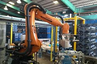 Cav Robotics Unicos certificados glod Ku