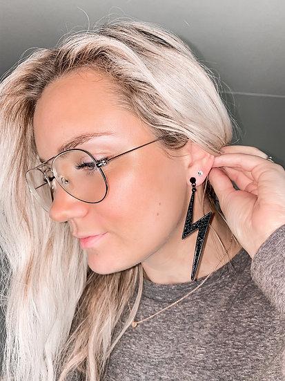 Lightening Bolt Earrings