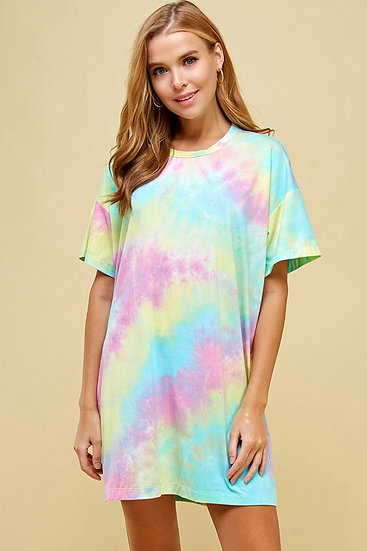 Unicorn T-Shirt Dress