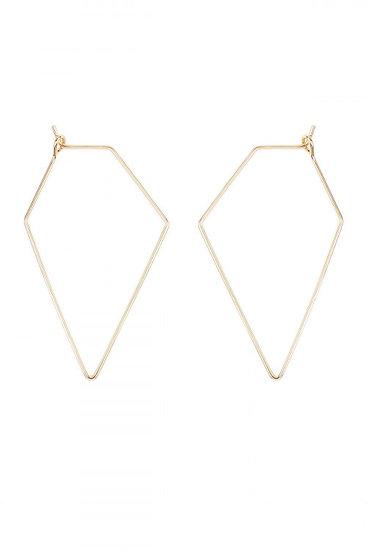 Polygon Earrings