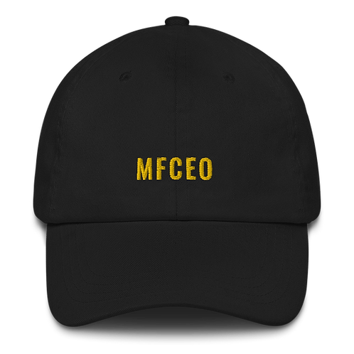 The MFCEO Process Dad Hat