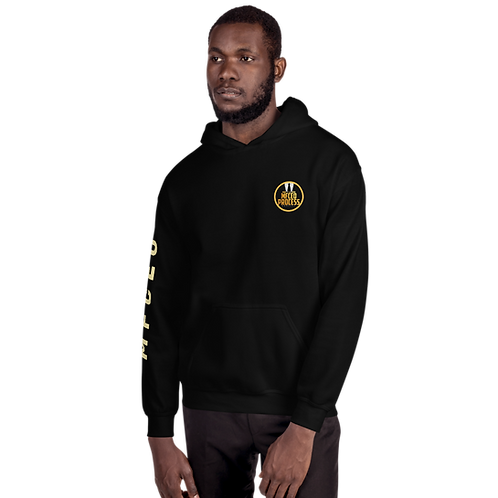 The MFCEO Process Unisex Hoodie