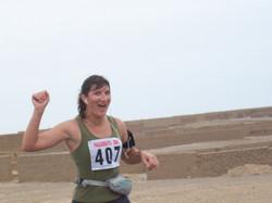 Marathon = Mind over body