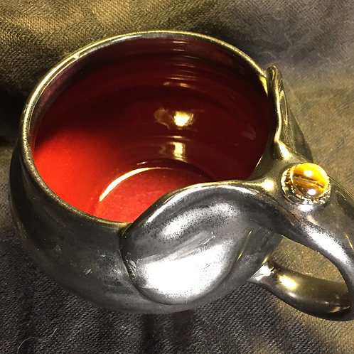 Sexy Sleek Ebony Shell + Soul Red Interior