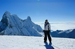 Mount Pisco Glacier 16,000 ft (Peru)