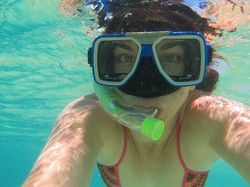 Oh, the places I've snorkeled!