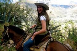 Trail guide-Cordillera Blanca, Peru