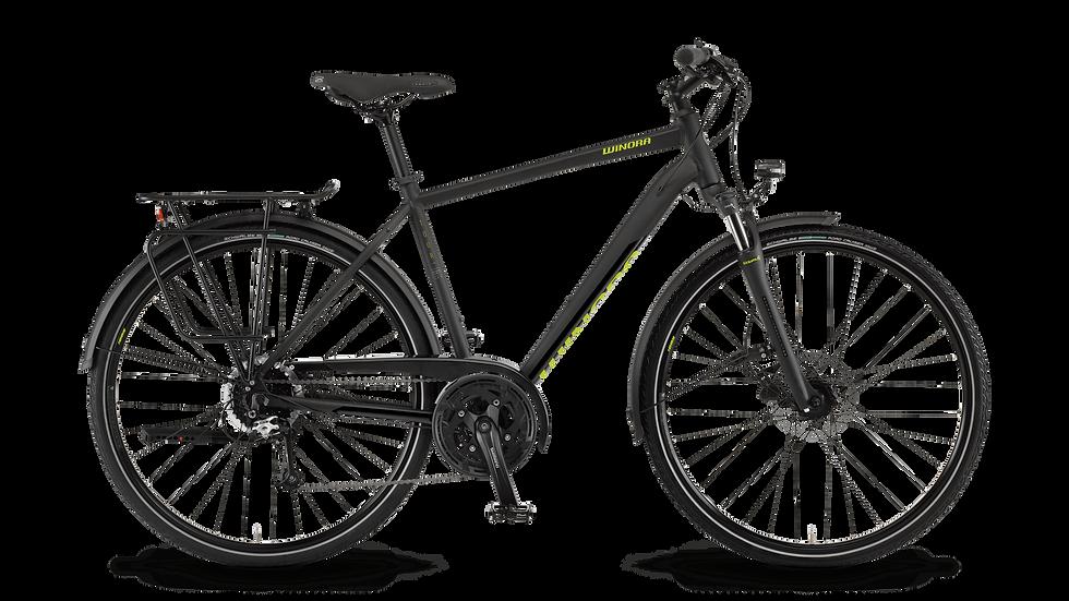 Vélo Trekking Winora DOMINGO 27 Disc