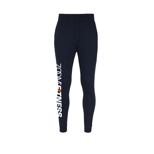 Slim Fit Jog Bottoms
