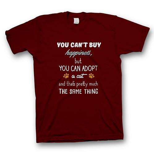 Adopt a Cat T.shirt