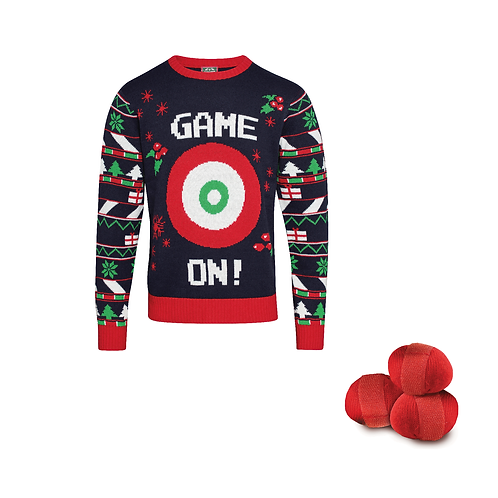 Game On Unisex Jumper