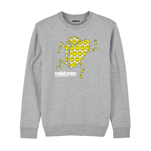 Signature Smiley Sweatshirt
