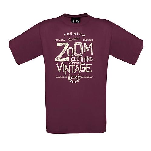 Vintage Zoom Tee