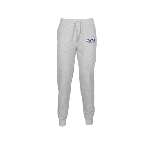 Embroidered Jog Bottoms